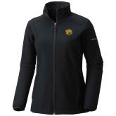 Columbia Ladies Sweet As Black Hooded Jacket-Golden Lion Head