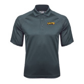 Charcoal Dri Mesh Pro Polo-UAPB Word Mark