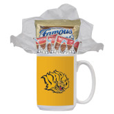 Cookies N Cocoa Gift Mug-Golden Lion Head