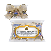 Snickers Satisfaction Pillow Box-Golden Lion Head