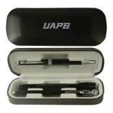 Black Roadster Gift Set-UAPB Word Mark Engraved
