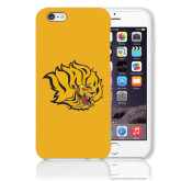 iPhone 6 Plus Phone Case-Golden Lion Head