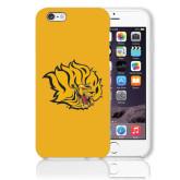 iPhone 6 Plus Phone Case-Golden Lion Head