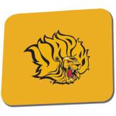 Full Color Mousepad-Golden Lion Head