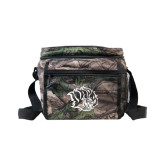 Big Buck Camo Junior Sport Cooler-Golden Lion Head