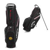 Callaway Hyper Lite 4 Black Stand Bag-Golden Lion Head