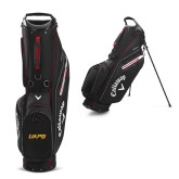 Callaway Hyper Lite 4 Black Stand Bag-UAPB Word Mark