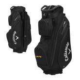 Callaway Org 14 Black Cart Bag-UAPB Word Mark