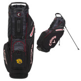 Callaway Hyper Lite 5 Camo Stand Bag-Golden Lion Head