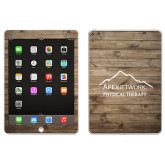 iPad Air 2 Skin-Wood Background Graphic