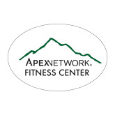 Medium Decal-Fitness Center