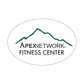 Small Decal-Fitness Center