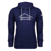 Adidas Climawarm Navy Team Issue Hoodie-Physical Therapy