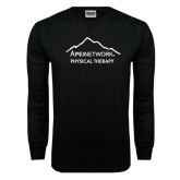 Black Long Sleeve TShirt-Physical Therapy