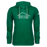 Adidas Climawarm Dark Green Team Issue Hoodie-Physical Therapy