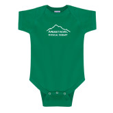 Kelly Green Infant Onesie-Physical Therapy