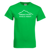 Kelly Green T Shirt-Physical Therapy