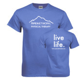 Arctic Blue T Shirt-Physical Therapy