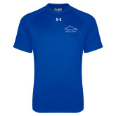 Under Armour Royal Tech Tee-Physical Therapy