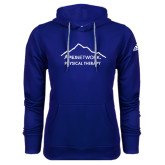Adidas Climawarm Royal Team Issue Hoodie-Physical Therapy