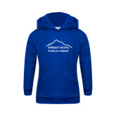 Youth Royal Fleece Hoodie-Physical Therapy