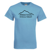 Light Blue T-Shirt-Physical Therapy