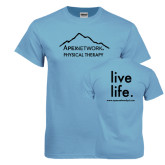 Light Blue T Shirt-Physical Therapy
