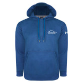 Under Armour Royal Performance Sweats Team Hoodie-Fitness Center