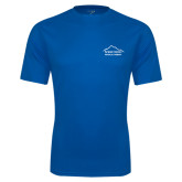 Performance Royal Tee-Physical Therapy