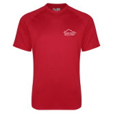 Under Armour Red Tech Tee-Physical Therapy