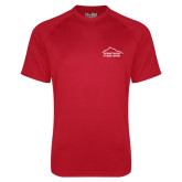 Under Armour Red Tech Tee-Fitness Center