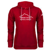 Adidas Climawarm Red Team Issue Hoodie-Physical Therapy