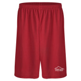 Performance Classic Red 9 Inch Short-Physical Therapy
