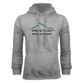 Grey Fleece Hoodie-Physical Therapy