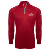 Under Armour Cardinal Tech 1/4 Zip Performance Shirt-Physical Therapy