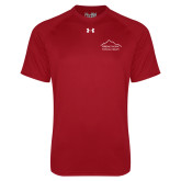 Under Armour Cardinal Tech Tee-Physical Therapy
