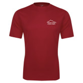 Performance Cardinal Tee-Physical Therapy