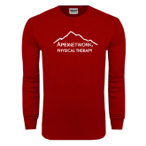 Cardinal Long Sleeve T Shirt-Physical Therapy
