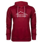 Adidas Climawarm Cardinal Team Issue Hoodie-Physical Therapy