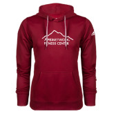 Adidas Climawarm Cardinal Team Issue Hoodie-Fitness Center