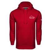 Under Armour Cardinal Performance Sweats Team Hoodie-Physical Therapy