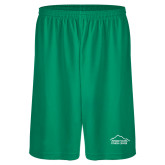 Performance Classic Kelly Green 9 Inch Short-Fitness Center