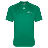 Under Armour Kelly Green Tech Tee-Physical Therapy