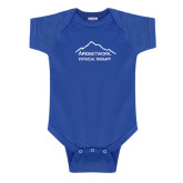 Royal Infant Onesie-Physical Therapy
