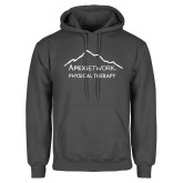 Charcoal Fleece Hoodie-Physical Therapy