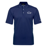 Nike Sphere Dry Navy Diamond Polo-Physical Therapy
