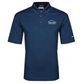 Nike Golf Tech Dri Fit Navy Polo-Physical Therapy