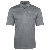 Nike Golf Dri Fit Charcoal Heather Polo-Physical Therapy