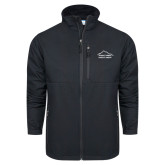 Columbia Ascender Softshell Black Jacket-Physical Therapy