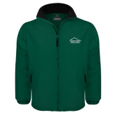 Dark Green Survivor Jacket-Physical Therapy